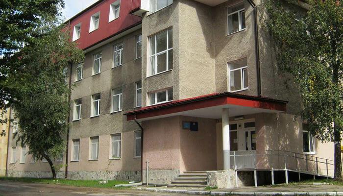 Центр обліку та нічного перебування бездомних осіб