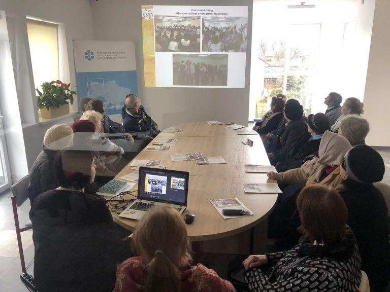 У Львові планують розширити мережу центрів денного дозвілля для літніх людей
