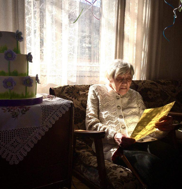У березні п'ятеро львів'ян поважного віку відзначатимуть уродини