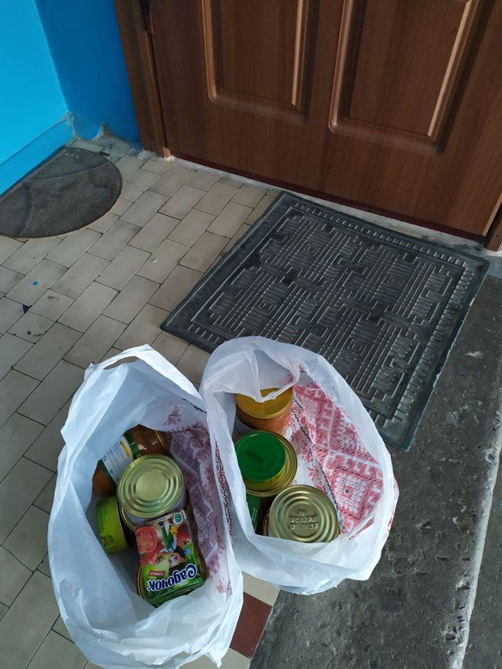 Мерія забезпечує продуктами найбільш потребуючих людей на період карантину: перелік категорій