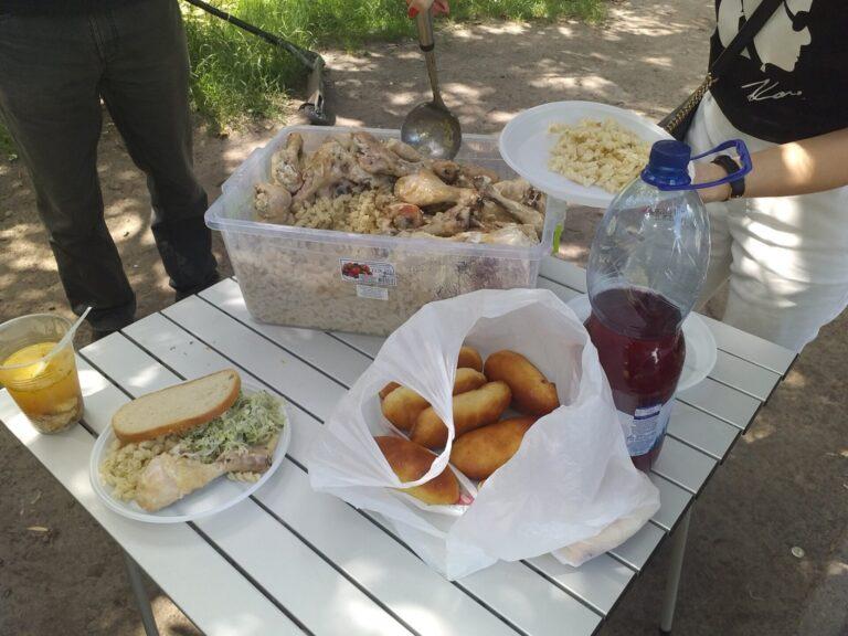 У Львові запрацював ще один пункт гарячого харчування для потребуючих
