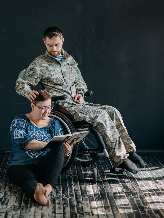 У Львові презентують фотопроект «Війна. Родина. Україна»