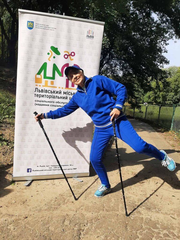 У Львові проводять низку заходів до Міжнародного дня людей похилого віку