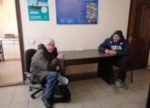 У Львові за останню добу пунктами обігріву й нічліжкою скористались 50 осіб