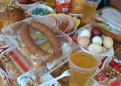 У Центрі обліку та нічного перебування відбудеться Великодній сніданок для відвідувачів установи