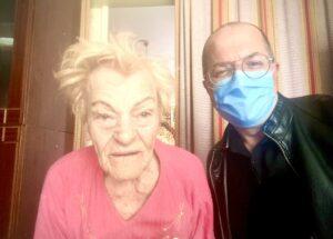 Львів'янка-довгожителька Олена Рибалко відсвяткувала 104-ті уродини