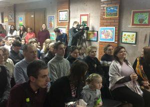Усіх львів'ян та гостей міста запрошують на виставку особливих художників «Ковчег мрій»