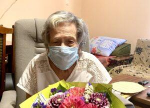 Львів'янка-довгожителька Ая Іоліна відсвяткувала 101-й День народження