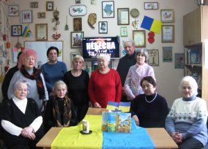 Літні львів'яни вшанували пам'ять Героїв Небесної Сотні