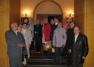 У Львові для літніх львів'ян влаштували вечір театру