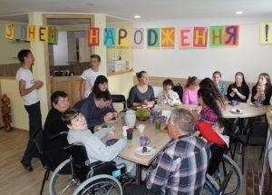 У Львові людям з інвалідністю допомагають у Проекті «Усмішка»