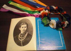 147 років від дня народження Лесі Українки