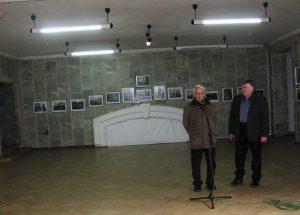 Фотовиставка Йосипа Марухняка, присвячена Маркіяну Шашкевичу