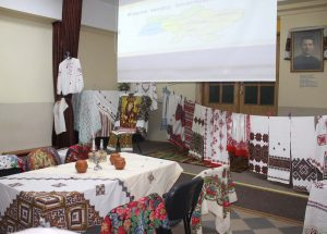 У залі храму Покрови Пресвятої Богородиці відбувся святковий захід – другий з циклу «Етнічний код українського народу»