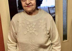 Львів'янка Анастасія Ксенз відзначила свій 102-й День народження