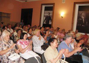 Дідусі та бабусі побували у Львівській національній філармонії