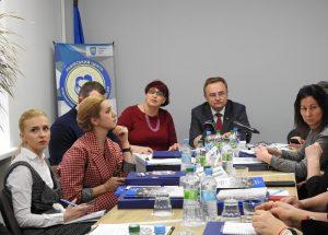 Комітет Верховної Ради з питань соціальної політики та захисту прав ветеранів високо оцінив роботу міських установ соціальної сфери