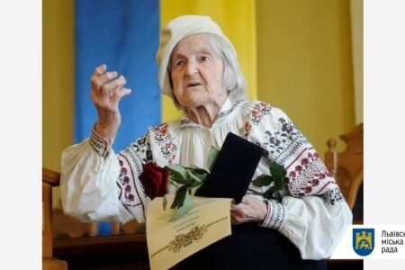 Зв'язковій УПА Ользі Ільків – 100 років!