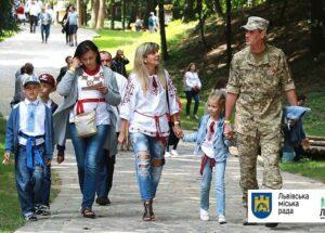 У Львові діти учасників АТО/ООС отримають матеріальну допомогу на оздоровлення