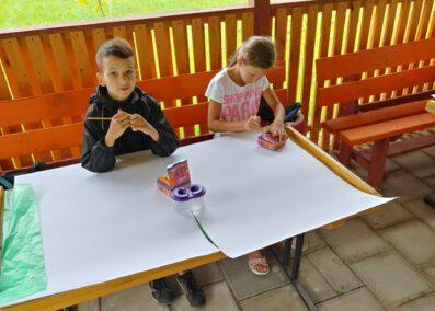 У Львові для школярів організували літній денний інклюзивний «Табір дружби»