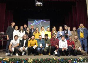 Активісти УТОГу організували конкурс «Лідер року»: першість виборювати 18 учасників