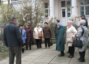 Група літніх львів'ян побувала в еколого-натуралістичному центрі