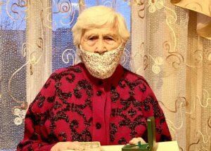 Львів'янка-довгожителька Тетяна Федюкова відзначила свій столітній ювілей