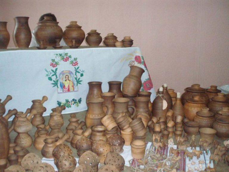 У Львові пройшла виставка народних умільців з Брусилівського району