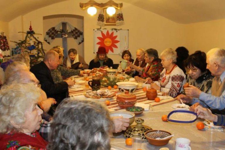 У Львівському терцентрі відбулось святкування свята «Маланки»