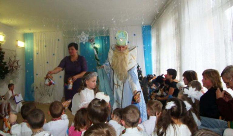 Підопічні Львівського міського терцентру від Миколая передали подарунки дітям з сиротинця