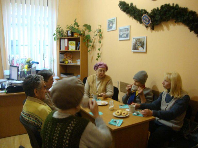 У Шевченківському центрі дозвілля відбулась пізнавальна зустріч