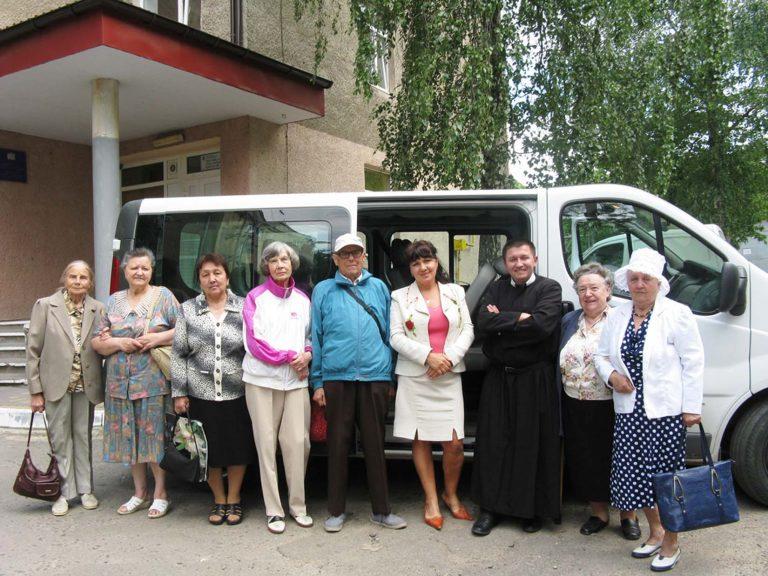 Літні львів'яни побували у Василіянській семінарії в Брюховичах