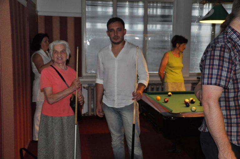 У Львівському міському територіальному центрі провели турнір з більярду