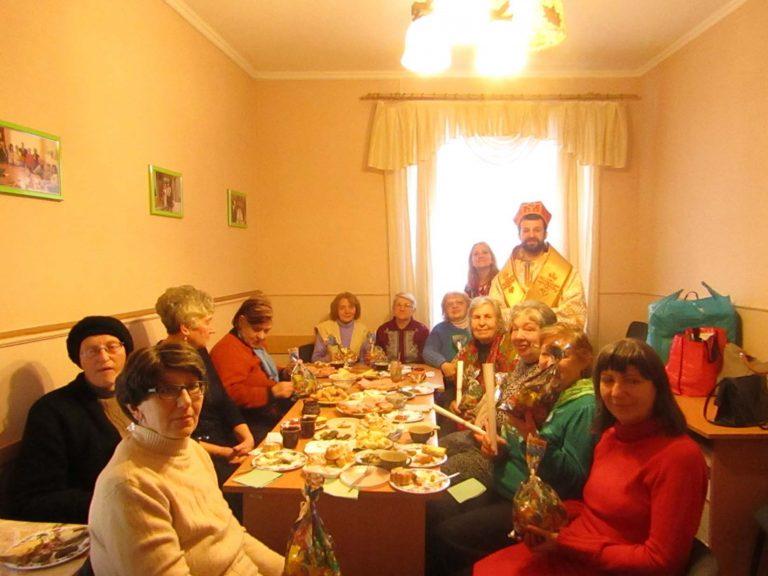 До підопічних Львівського міського територіального центру завітав Святий Миколай