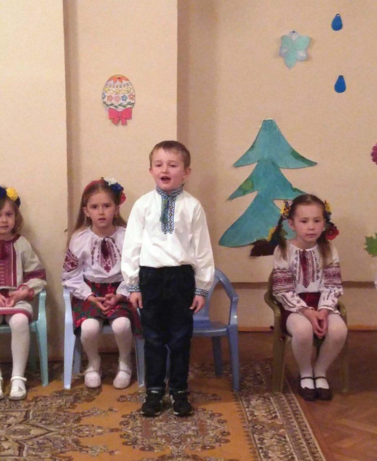 Діти з порушенням функції слуху взяли участь у мастер-класах присвячених Великодню