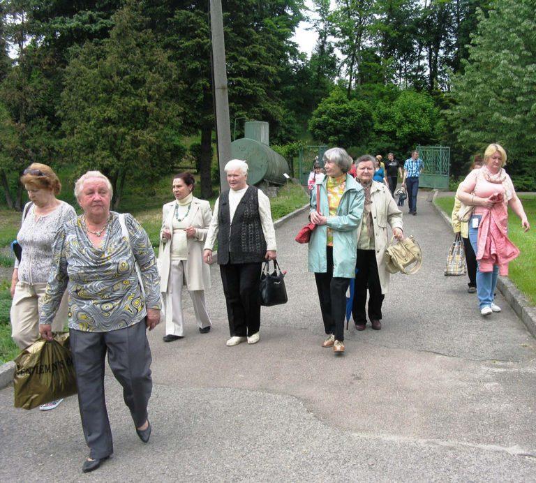 У Львові організовують цікаве дозвілля для літніх людей