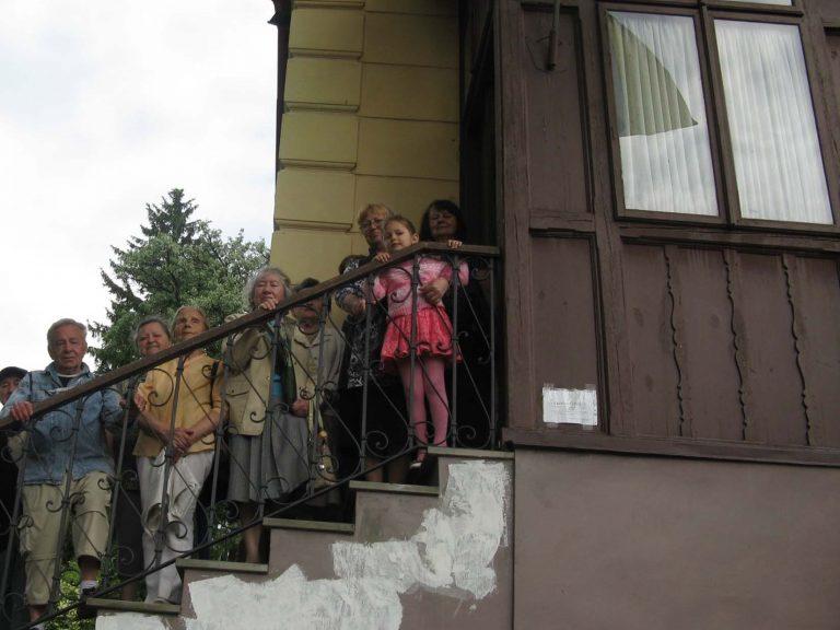 Львів'яни літнього віку відвідали музей Івана Франка