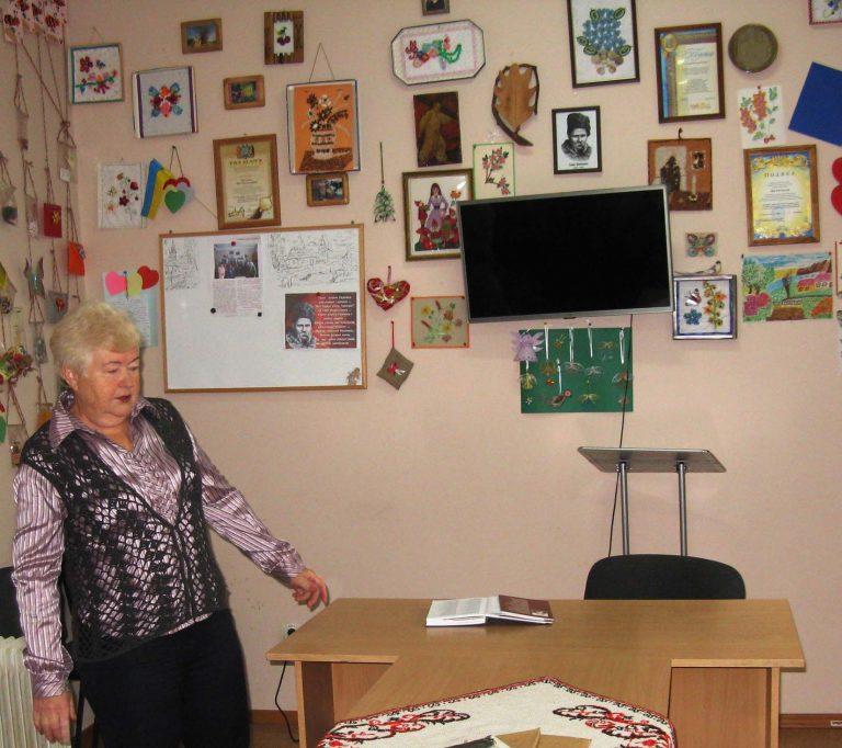Львів'яни літнього віку беруть участь у літературних заходах