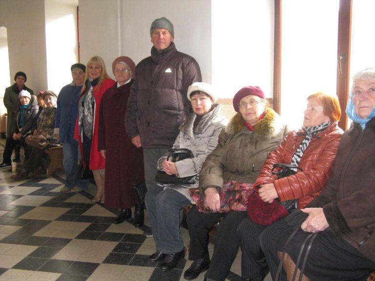 Літні люди побували в Зоологічному музеї імені Бенедикта Дибовського
