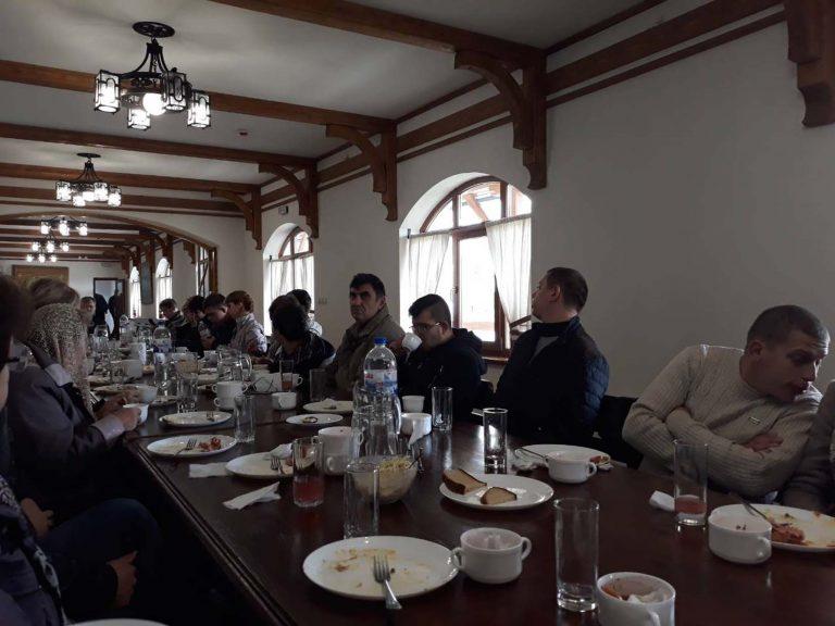 Львів'яни з ДЦП побували на пізнавальній екскурсії до Гошівського монастиря