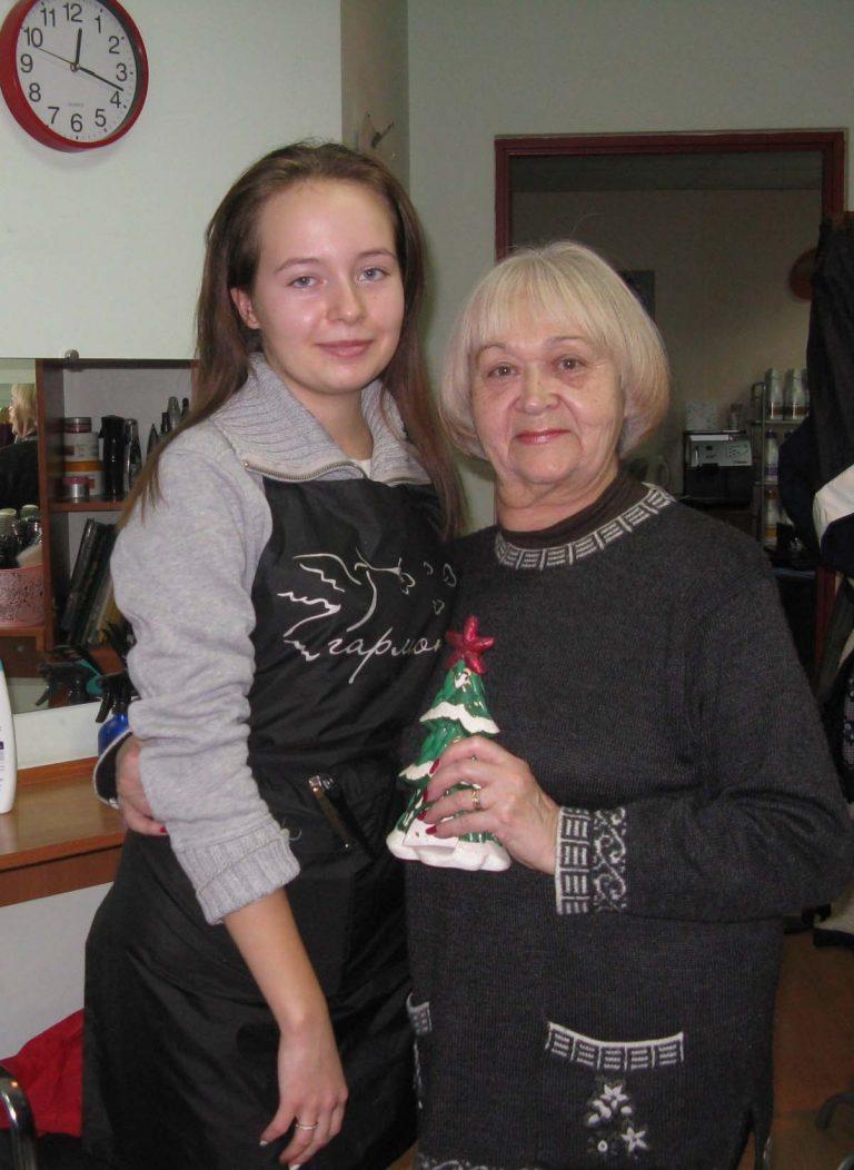 Для літніх львів'ян відбулась акція з нагоди Дня Святого Миколая