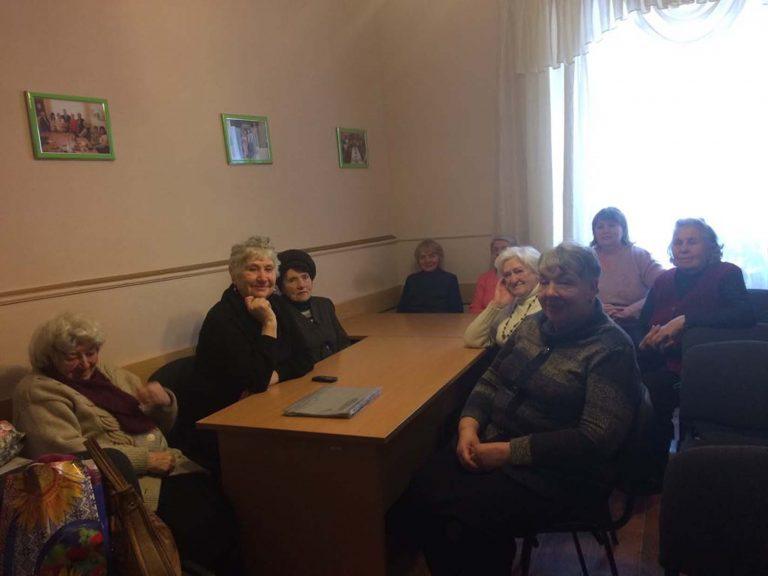 Літні люди Галицького відділення соціальної допомоги вдома відвідали тематично-пізнавальний захід на тему: «Львів, цікаві місця»