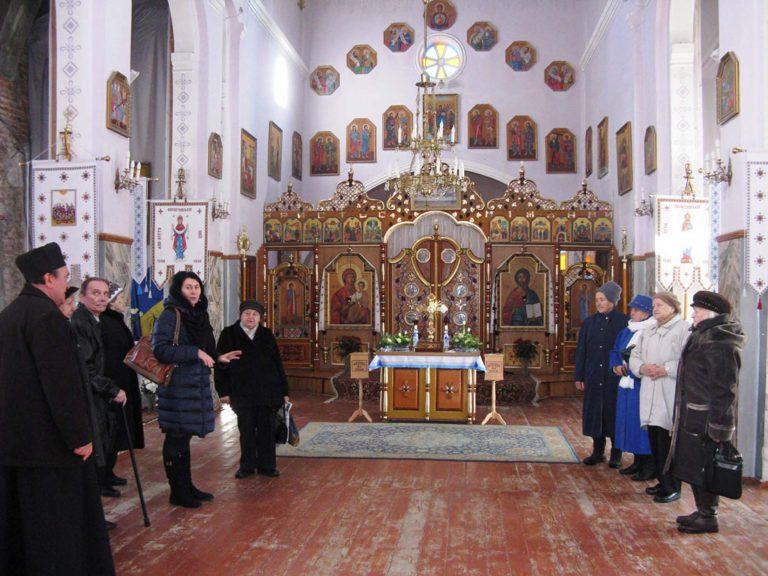 Львів'яни літнього віку присвятили дозвілля духовному збагаченню