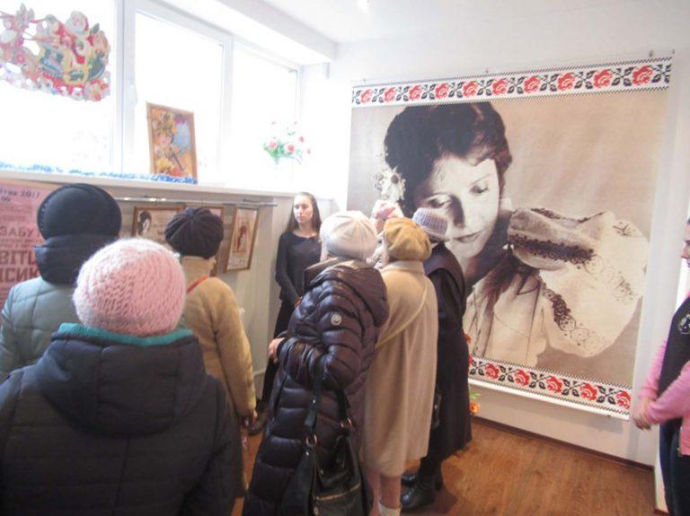 15  березня літні львів`яни, що перебувають під опікою Львівського міського територіального центру соціального обслуговування  відвідали музей Квітки Цісик.