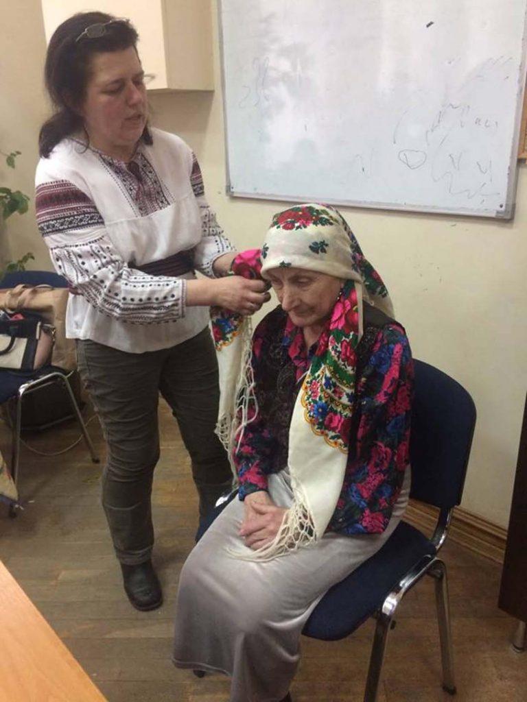«Етнічний код українського народу».