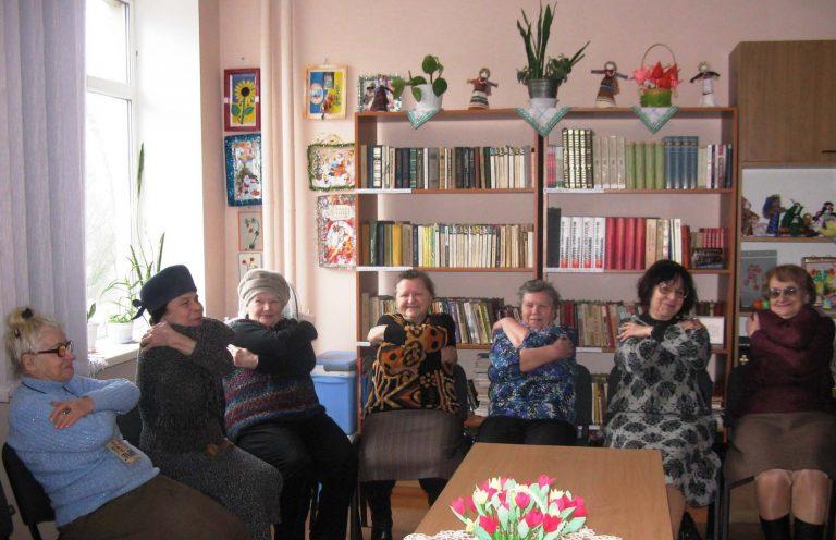 У Львівському міському територіальному центрі проводять зустрічі присвячені фізичному здоров'ю