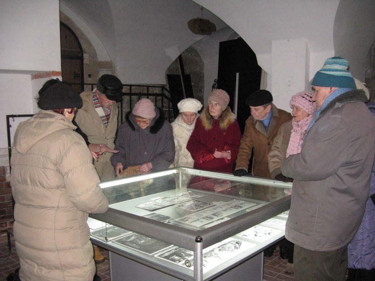 Екскурсія в Музей скла