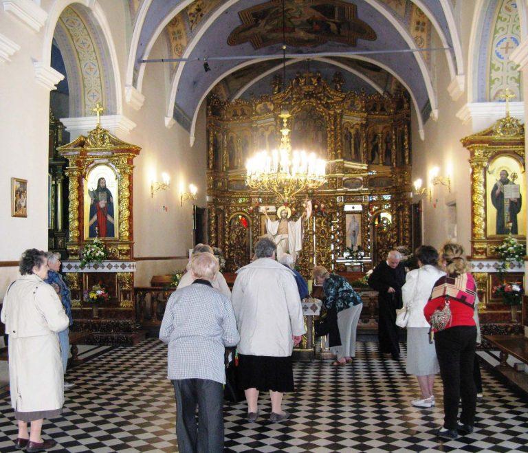 Львів'яни поважного віку відвідали монастир та церкву Св. Онуфрія