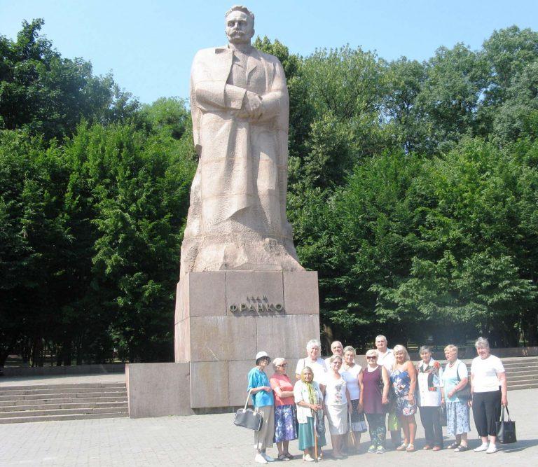 Львів'яни поважного віку відвідали університетський музей