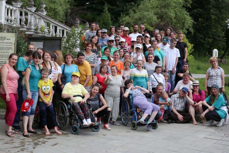 У Львові для людей з особливими потребами організували шість пізнавальних мандрівок